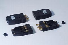 舞台灯光专用插头3 PIN 2P+G