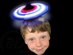 LED頭頂發光圓盤