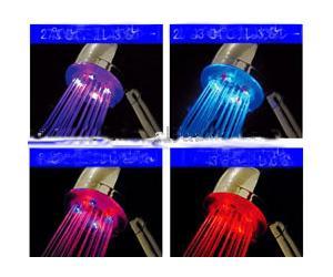 Color Control led Shower Head W/CE,RoHS (LH-006) 1