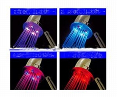 Color Control led Shower Head W/CE,RoHS (LH-006)