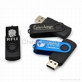 Popular usb drive swivel usb driver  UDP stick pendrive usb factory