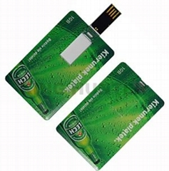 Credit card usb drive mini usb drive card usb disk udp usb (Hot Product - 5*)