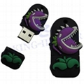Plants vs Zombies USB drive Plants vs Zombies usb stick Plants vs Zombies usb