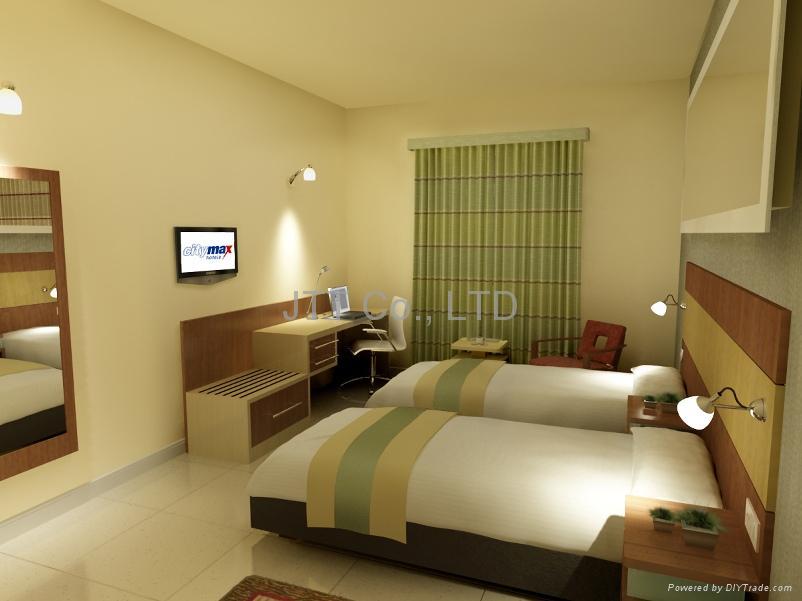 Hotel Bedroom CTM 01 China Trading Company Hotel Amenities