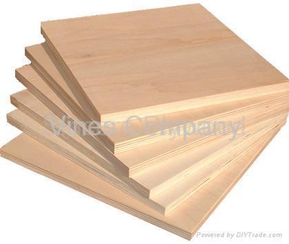 Plywood MDF BlockBoard 1