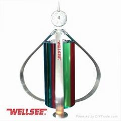 Wellsee wind turbine (cellular wind turbine) WS-WT400W
