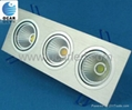 3*10W  COB LED grill light