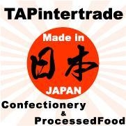 Japanese confectionery and processed food