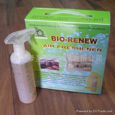 裝修污染生物除味劑 4