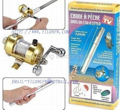 gift pen fishing rod and reel