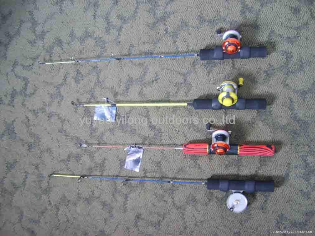 Ice fishing tackle for Ice fishing gear