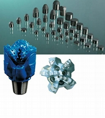 PDC for Drilling