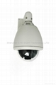 High Speed Dome CCD IP camera