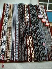 Welding Round Link Chain
