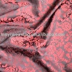 100% Polyester Jacquard Satin