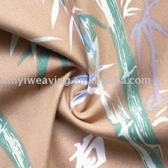 100% Polyester Peach Skin (Printed)