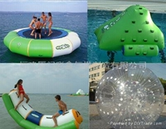 充氣游泳池,水上步行球,升空氣球,PVC氣模