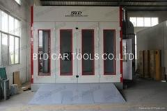 Spray booth BTD 9920