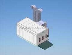 Spray booth BTD 9900