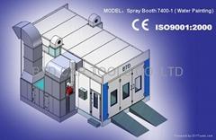 Spray Booth 7400-1
