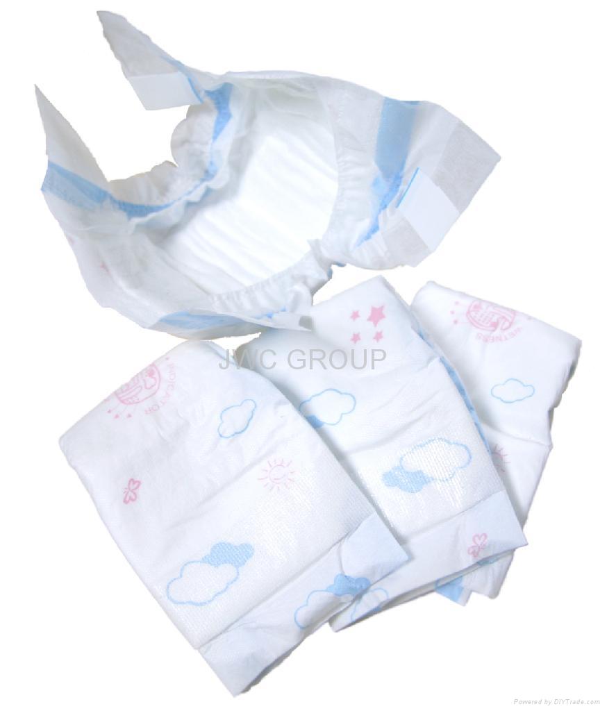High-Speed Baby Diaper Machine300PCS/MIN 3
