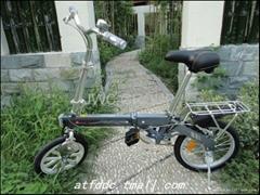 飛毛腿磁動車 電動自行車