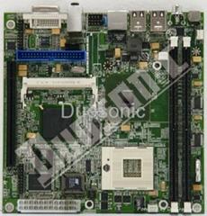 Duosonic Mini-ITX motherboard DS915GM-03