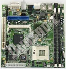 Duosonic Mini-ITX motherboard DS915GM-C
