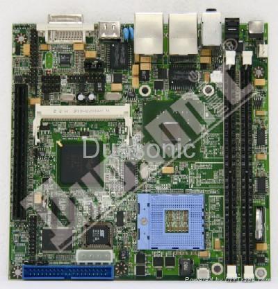 Duosonic Mini-ITX motherbord DS915GM-HD 1
