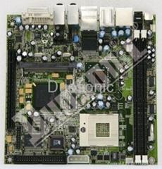 Duosonic Mini-ITX motherbord DS965GM-I