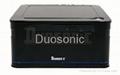 Duosonic Mini-ITX Barebone system with