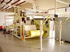 熱熔膠復合機板材蜂窩紙設備