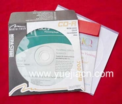 PRINITED PAPER CD SLEEVE