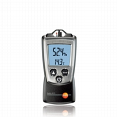 testo 610    温湿度仪