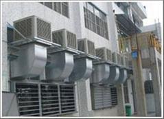 中央供水環保空調