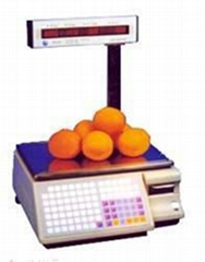 label printing scale