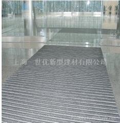 鋁合金防塵地毯,金屬除塵地毯,金屬除塵地墊,鋁合金防塵地毯,