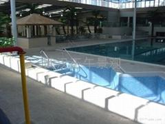 承接游泳池水处理工程