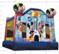 Inflatable Bouncy Castles, Bouncers,