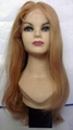 Human hair Full lace wig 4
