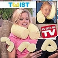 Twist pillow  YT-010