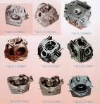 CYLINDER-PISTON ASSEMBLY / CHAINS FOR MOTORCYCLE