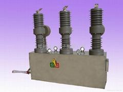 ZW32-12/ 630-20型户外高压真空断路器