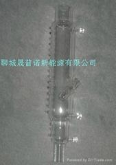 供應水質檢測儀cod石英消解管,計量管