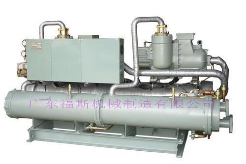 制药设备专用型螺杆式冷水机组 1