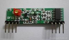 低功耗超再生RF接收模塊
