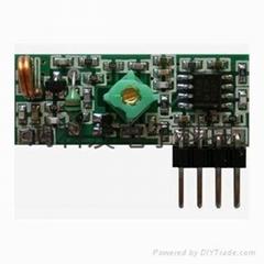 315M/433M高性能超再生RF接收模塊