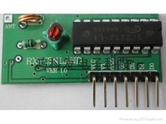 固定碼RF接收模塊