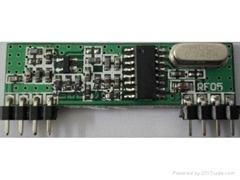 低成本超外差RF接收模塊