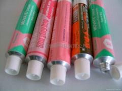 高档铝软管,药用铝管,胶水铝管,美术颜料铝管